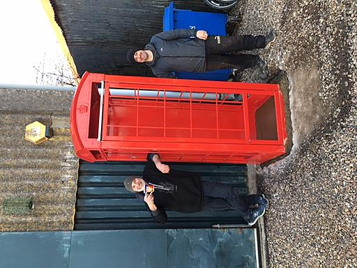Click image for larger version  Name:Phone Box installed..JPG Views:11 Size:150.7 KB ID:67343